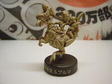 BANDAI Dragonball Z Mini Figure Selection MFS Part1 Bulma and Goku B Japan