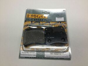 TRIUMPH DISC BRAKE PADS  1973 AND LATER T140 TR7 FRONT AND REAR