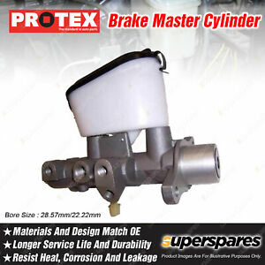 Protex Brake Master Cylinder for Ford Fairlane Fairmont AU1 W/O Traction Control