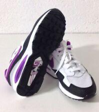 Scarpe da ginnastica con stringhe bianche per donna Air Max