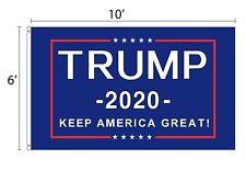 Trump Flag 2020 Keep America Great 5x8, 6x10, 8x12. 10x15ft Huge Usa President