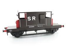 Dapol 7F-100-005 Güterwagen Begleitwagen brake van BR No.55585 Spur 0