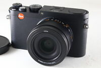 [A- Mint] Leica X Typ 113 Black 16.2 MP Digital Camera Body From JAPAN 5197