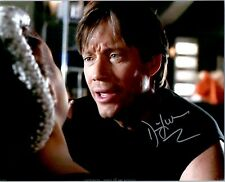 "KEVIN SORBO Signed Autographed HERCULES ""God's not Dead"" 8x10 Photo D"