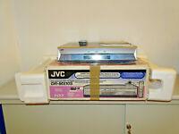 JVC DR-MX10 DVD- / VHS- / HDD-Recorder, 160GB HDD in OVP, FB&BDA, 2J. Garantie