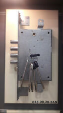 FIAM 648 High Security Re-Programmable Lever Lock For Armored Doors With 5 Keys