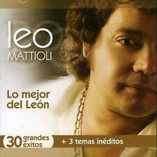 Leo Mattioli - Lo Mejor Del Leon [New CD] Argentina - Import