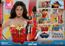 Hot Toys Wonder Woman Comic Concept Version Justice League MMS506 New Double Box
