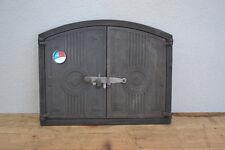 Pizzaofentür, Backofentür, Ofentür,Steinofentür 48 x 38 mit Thermometer