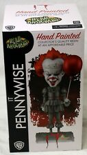 Neca Head Knockers It Pennywise Hand Painted Resin Bobble-Head Figure with Box