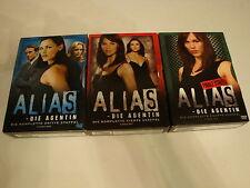 Alias - Die Agentin Staffel 3+4+5