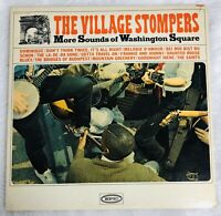 The Village Stompers - More sounds of Washington square Vinyl LP