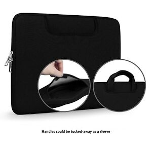 """Bag With Handles Case Cover Pouch For Acer Aspire 11.6"""" 12.5"""" 13.3"""" 14"""" Laptop"""