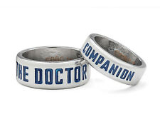 The Doctor / Companion Rings Size 9