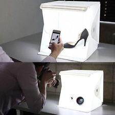 Light Room Photo Studio Photography Lighting Tent Kit Backdrop Cube Mini Box RF