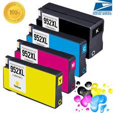 4PK  HP 952XL 952XL Ink Cartridge Officejet Pro 8710 8715 8716 8720 8725 8728