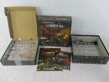 Zombicide: Dark Side GAME BOX RULES TRAYS & OPERATION PERSEPHONE MISSIONS New!!