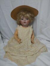 "24"" Antique Bisque Baby Doll: Kammer & Reinhardt / Simon & Halbig 121 Germany"
