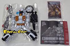 Transformers Generations Combiner Wars Deluxe Class GROOVE Loose Figure Hasbro