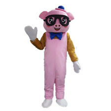 2019 Christmas Pig Year Costume Outfits Game Mascot Party Cosplay Unisex Dress