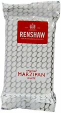 Marzipan Renshaw Ready To Roll Icing Fondant Cake Regalice Sugarpaste 500g White