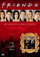 Friends - Die komplette zweite Staffel (4 DVDs) | DVD | Zustand gut