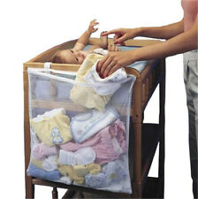 Baby Nursery Large Baby Cot Bed Diaper Hanging Bag Multi Funtion Storage Bag NEW