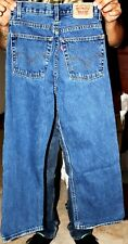 LEVI'S RED TAB sz.12 SLIM 569 LOOSE STRAIGHT JEANS~24 X 26 1/2~EX.CONDITION