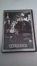 "DVD ""LA DILIGENCIA"" JOHN FORD JOHN WAYNE"