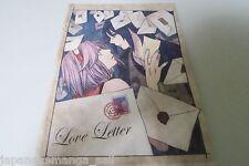 NARUTO doujinshi SASUKE X SAKURA (B5 40pages) Haruno Urara Love Letter Kanariya