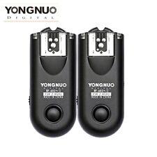 Yongnuo RF 603 II N3 Flash Trigger Shutter Release Remote Tranceiver for Nikon