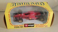 BURAGO 1/24 SCALA DIECAST 6501-F1 FERRARI F310 1996