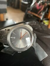 Ted Baker Silver Gents Watch