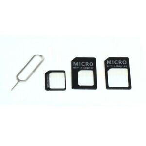 OTB SIM-Kartenadapter Set 4in1 Blister Metall-Pin SIM-Micro-Nano Handy 8008682