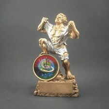 Horseshoe Pitching Trophy Award. Free Engraving.