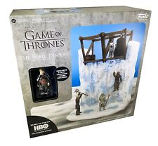 Game of Thrones The Wall Playset with Tyrion Lannister Action Figure - NEW!!