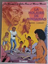 Gilles Roux et Marie Meuse 1 EO La Molaire de Mindanao Magda Lombard