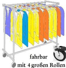 PROFI Kleiderständer KLEIDERSTANGE Garderobe WÄSCHEREGAL Textilständer St.05.100