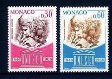 MONACO - 1966 - 20° anniversario dell'UNESCO