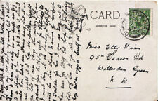 Family History Postcard - Vinn - Willesden Green - London - Ref 2569A