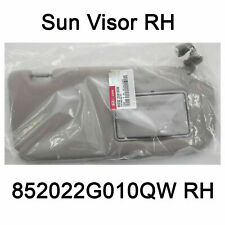 New Genuine Sun Visor RH Gray Oem 852022G010QW For KIA Optima Magentis 2006-2020