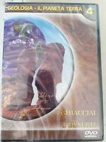 DVD film documentario GEOLOGIA IL PIANAETA TERRA 4  i ghiacciai i deserti  nuovo