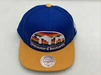Mitchell Ness Denver Nuggets HAT Hardwood Classic Pride Rainbow Snapback