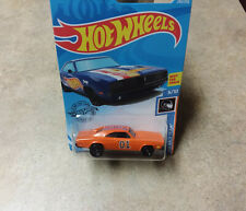 "Hot Wheels ""General Lee"" Dukes of Hazard DODGE CHARGER -CUSTOM- VERY SHARP!!"