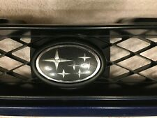 01-04 Subaru Impreza WRX STI Front Radiator Grill Grille Mask #J1017FA200