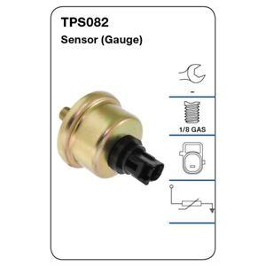 Tridon Oil Pressure Sensor TPS082 fits Toyota 4 Runner 2.4 (RN130), 2.8 D (LN...