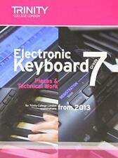 Electronic Keyboard Grade 7 2013 (Trinité Électronique K ) par Trinité Guildhall