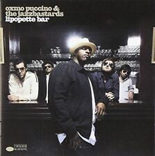 Lipopette Bar by Oxmo Puccino (CD, Oct-2006, EMI Music Distribution) NEW!