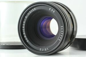 """""""Top Mint in Case"""" Leica Summicron r 50mm f/2 Leitz E55 R-Only Lens JAPAN"""