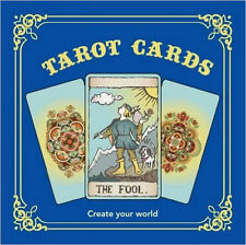 Tarot Cards Colouring in Book (Create Your World), New, New Holland Publishers B